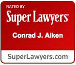 Super Lawyers - Conrad J Aiken